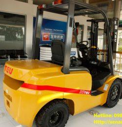 Xe nâng dầu TEU 3.5 tấn nhập khẩu tiêu chuẩn Nhật Bản – Model 2018