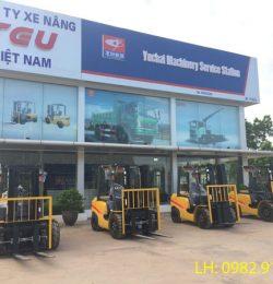 Địa điểm mua xe nâng tại Hà Nội giá tốt nhất 2020