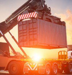 Các loại xe nâng tải trọng lớn được sử dụng nhiều nhất năm 2020
