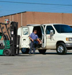 Dịch vụ bảo trì toàn diện xe nâng tại Hải Phòng