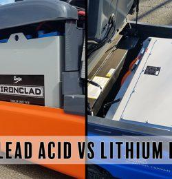 Pin Lithium – Công nghệ Ăcquy mới nhất trên xe nâng