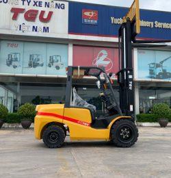 Kinh nghiệm mua xe nâng 4 tấn sản xuất mới