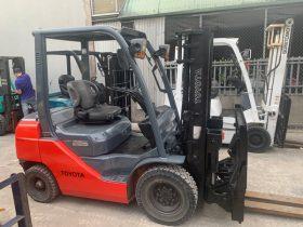 Địa chỉ mua xe nâng cũ tại Hà Nội uy tín & giao xe nhanh