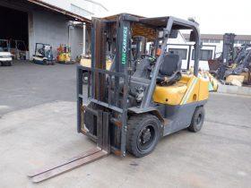 Xe nâng Unicarrier 3 tấn cũ