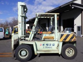 Xe nâng Komatsu 6 tấn cũ