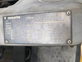 Xe nâng Komatsu cũ 2 tấn